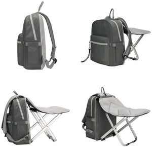 Backpack Chair - RAPBLUE