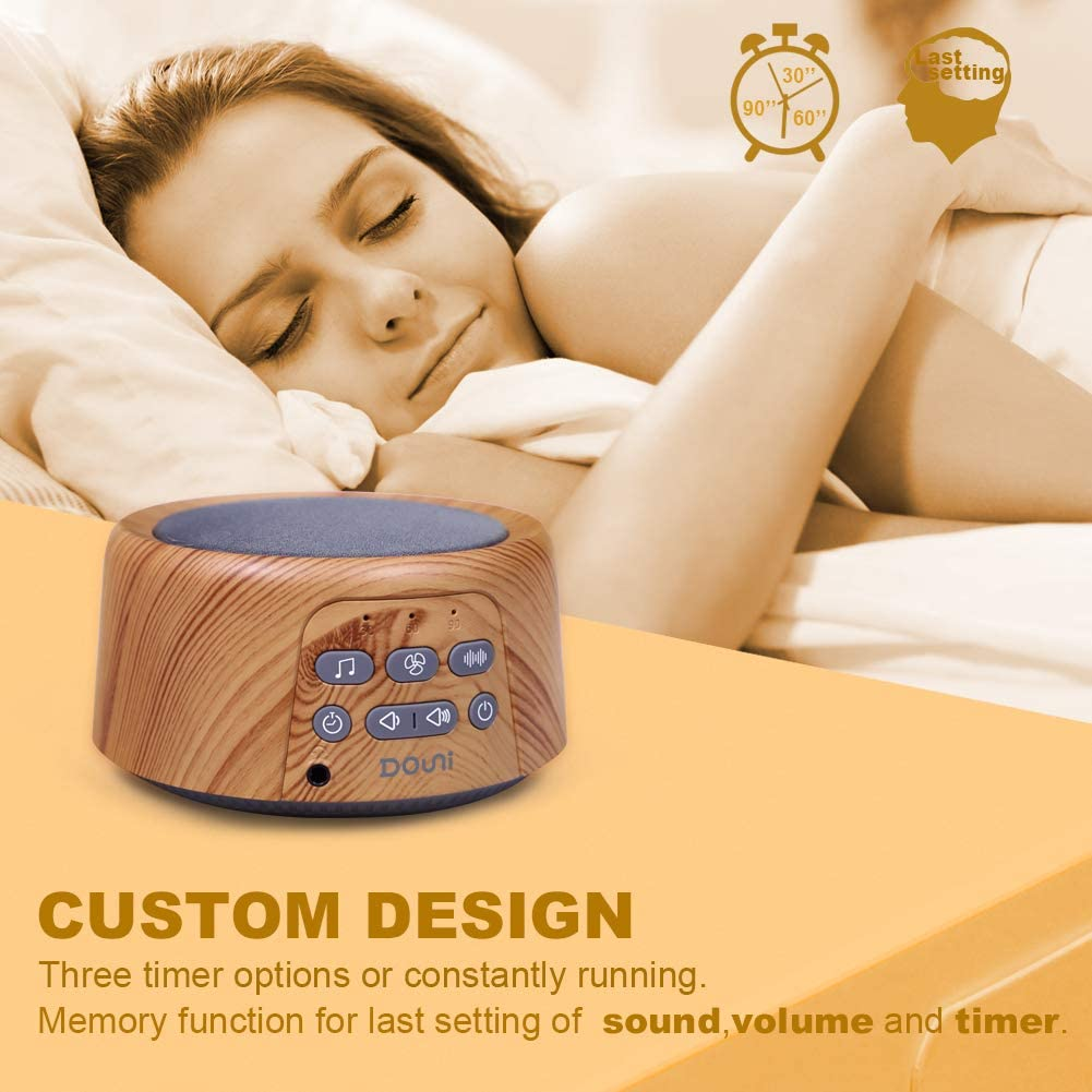 The Authentic Sleep Sound Machine - RAPBLUE