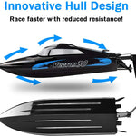 Best High Speed Remote Control RC Boat - RAPBLUE