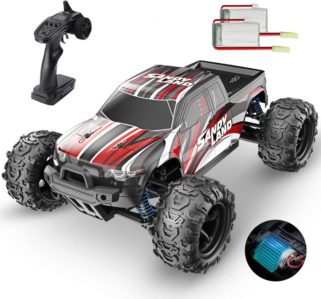 1/16 Best High Speed Off-Road Remote Control RC Car - RAPBLUE