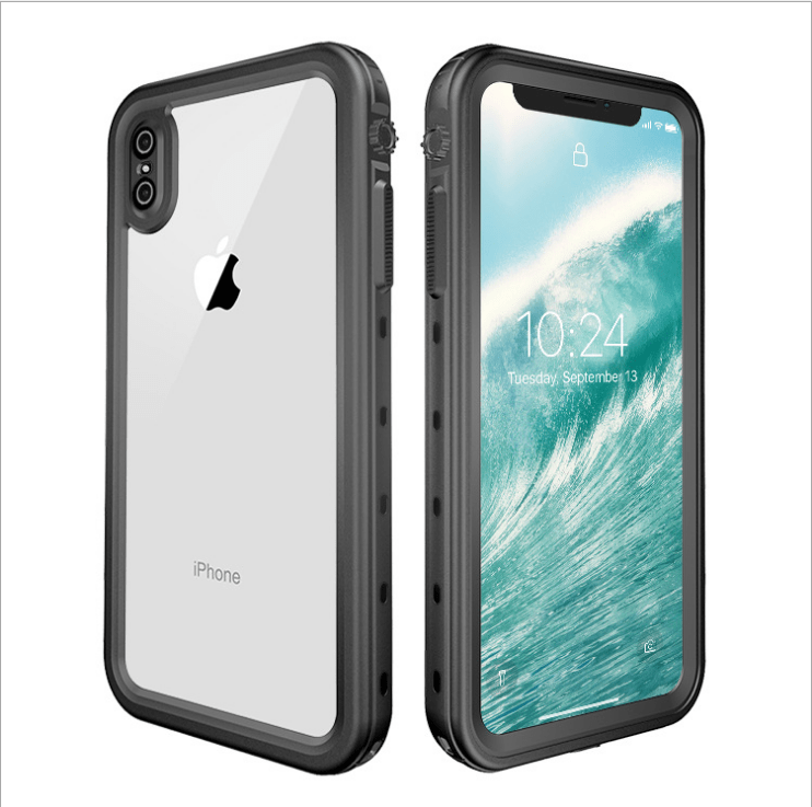 Military Grade Waterproof premium Quality iPhone Slim Case - RAPBLUE