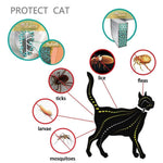Pro Guard flea and tick collar for cats - RAPBLUE