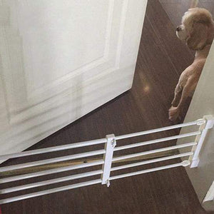 Retractable Baby and Pet Safety Gate - RAPBLUE