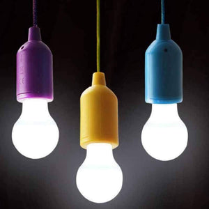 Mini Portable Lantern Cordless LED Light Bulb - RAPBLUE