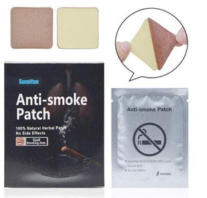 Stop Smoking - Anti Smoke Patch - RAPBLUE
