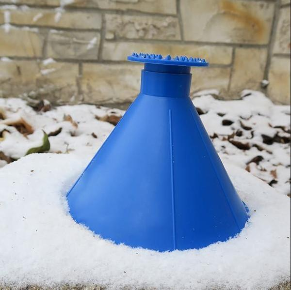 Windshield Ice Scraper - RAPBLUE