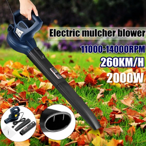 Leaf Blower Free From Dust and leaves - RAPBLUE