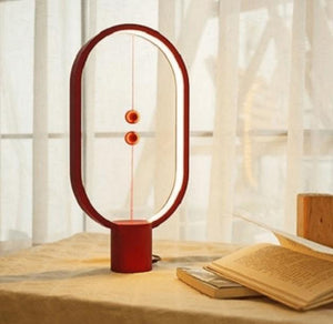 Designer Float Balance Lamp - RAPBLUE