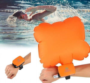 Lifesaving Inflatable Swim Rescue Bracelet - RAPBLUE