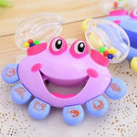 Baby Musical Crab Toy - RAPBLUE