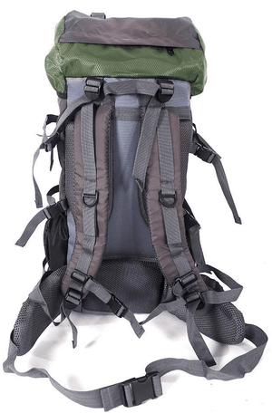 60L Waterproof Outdoor Camping Backpack - RAPBLUE