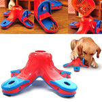 Dog Puppy Food Treat Dispensing Boredom Interactive Game Puzzle Toy - RAPBLUE