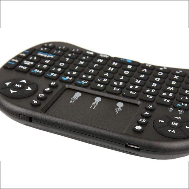 Wireless Mini Control Mouse Keyboard - RAPBLUE