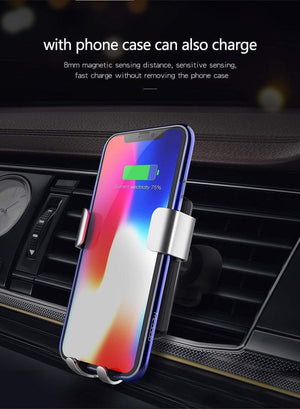 Qi Wireless Charger Mount - RAPBLUE