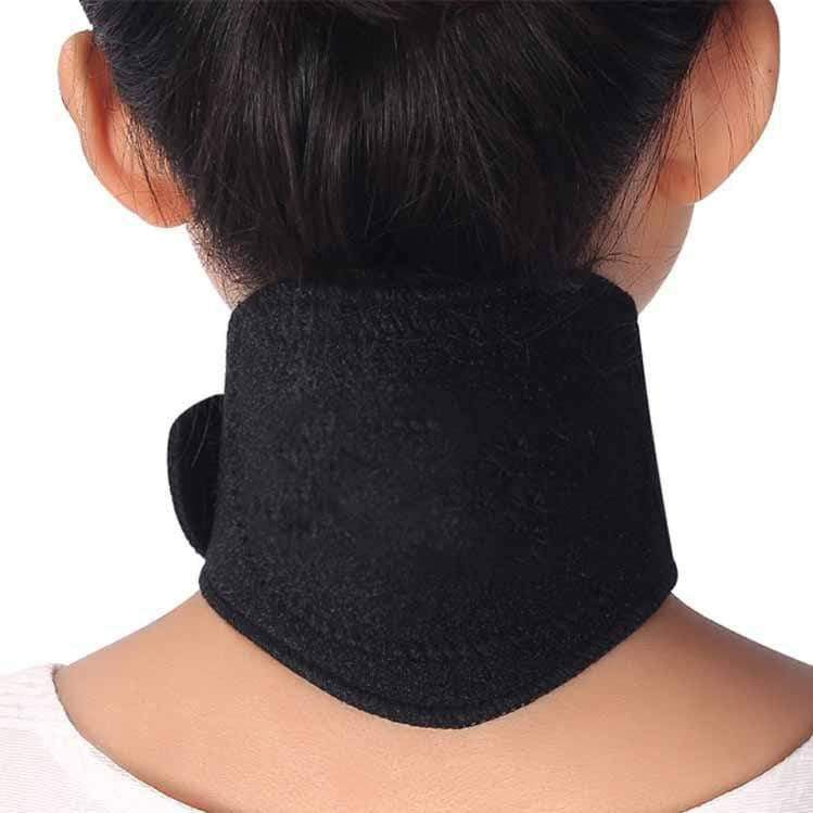 Magnetic Thermal Neck Brace Therapy Wrap - RAPBLUE