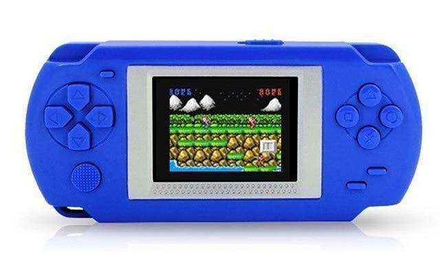 268-in-1 Classic Games Handheld Game player - RAPBLUE