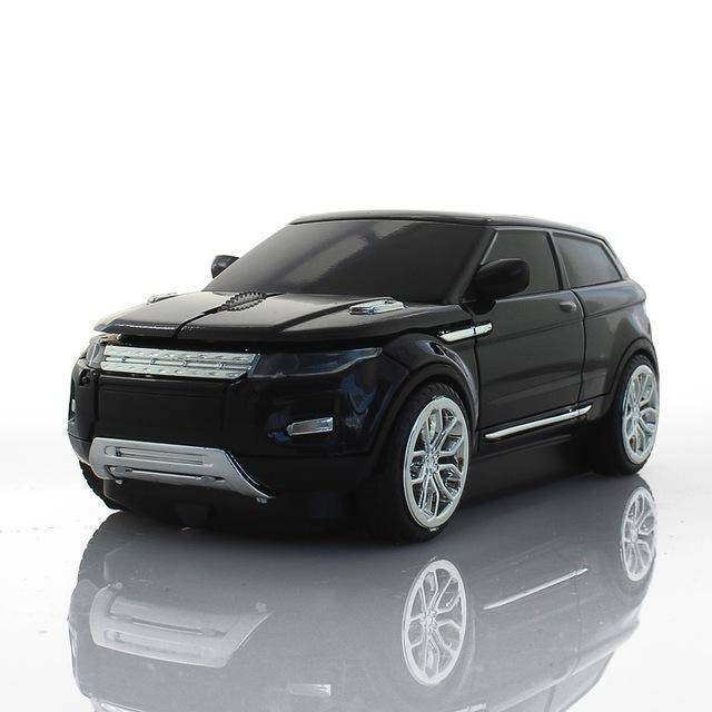1600 DPI Range Rover Grand Wireless Mouse - RAPBLUE