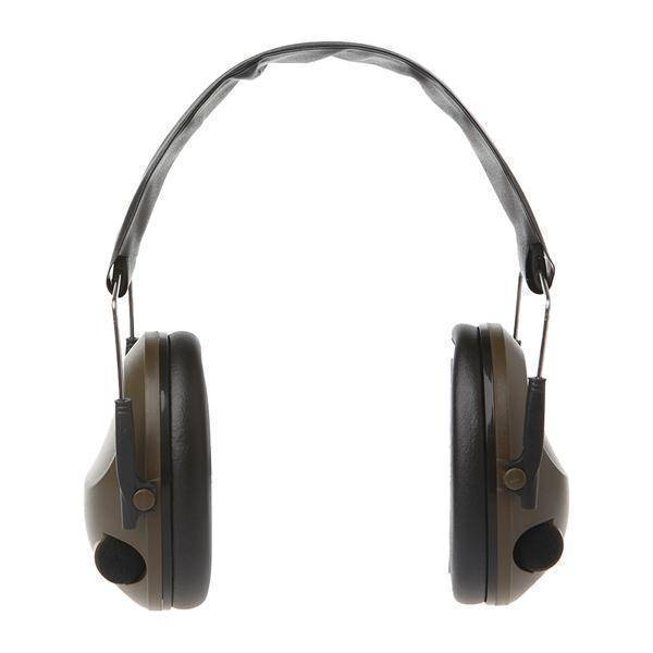 Electric Ear Protection For Shooting - RAPBLUE