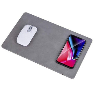 Qi Wireless Charging Mouse Pad - RAPBLUE