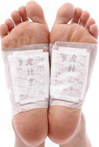 Ginger Root Foot Pads - RAPBLUE