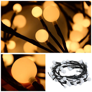 Christmas Decorations LED String Tree Light - RAPBLUE