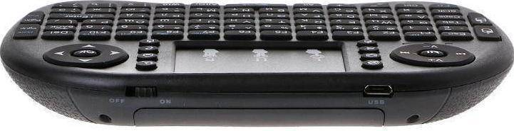 Wireless Mini Keyboard with Touchpad - RAPBLUE