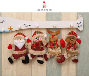 1pc Cute Christmas Tree Doll Decoration - RAPBLUE