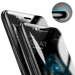 5D Full Cover Edge 9H Tempered Glass For iPhone - RAPBLUE