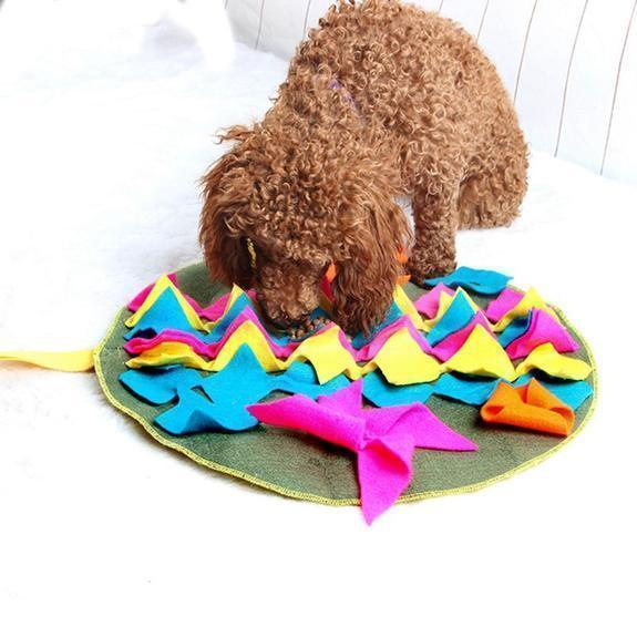 Pet Snuffle Mat - RAPBLUE