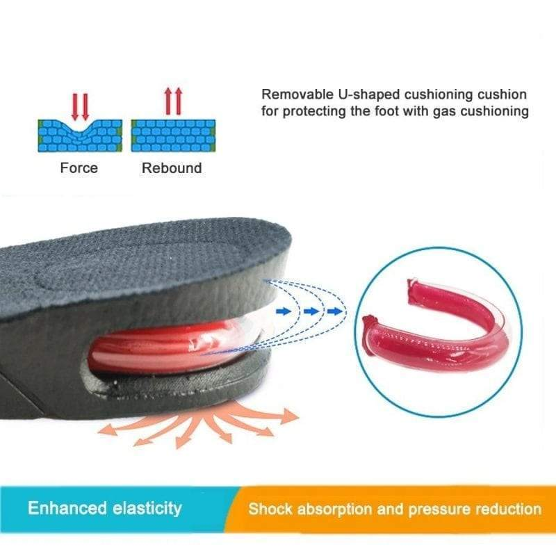 Ultimate Height Boosting Insoles - RAPBLUE