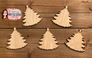 Christmas Tree Ornament set