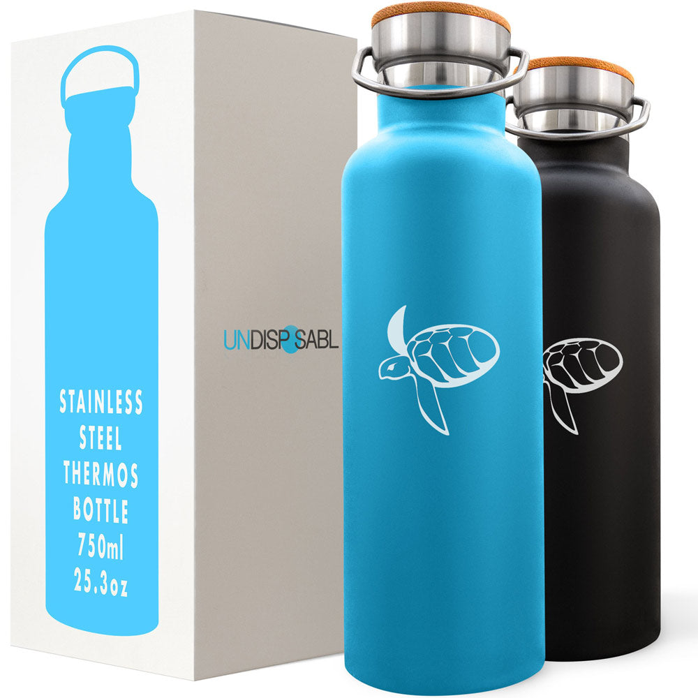 Caretta - Steel vacuum bottle 750ml