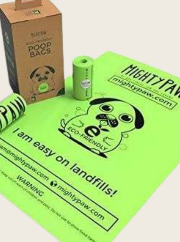 Earth Friendly Poop Bags