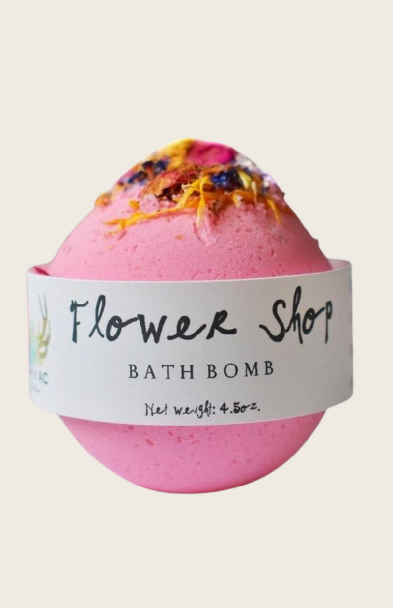 Flower Shop Bath Bomb
