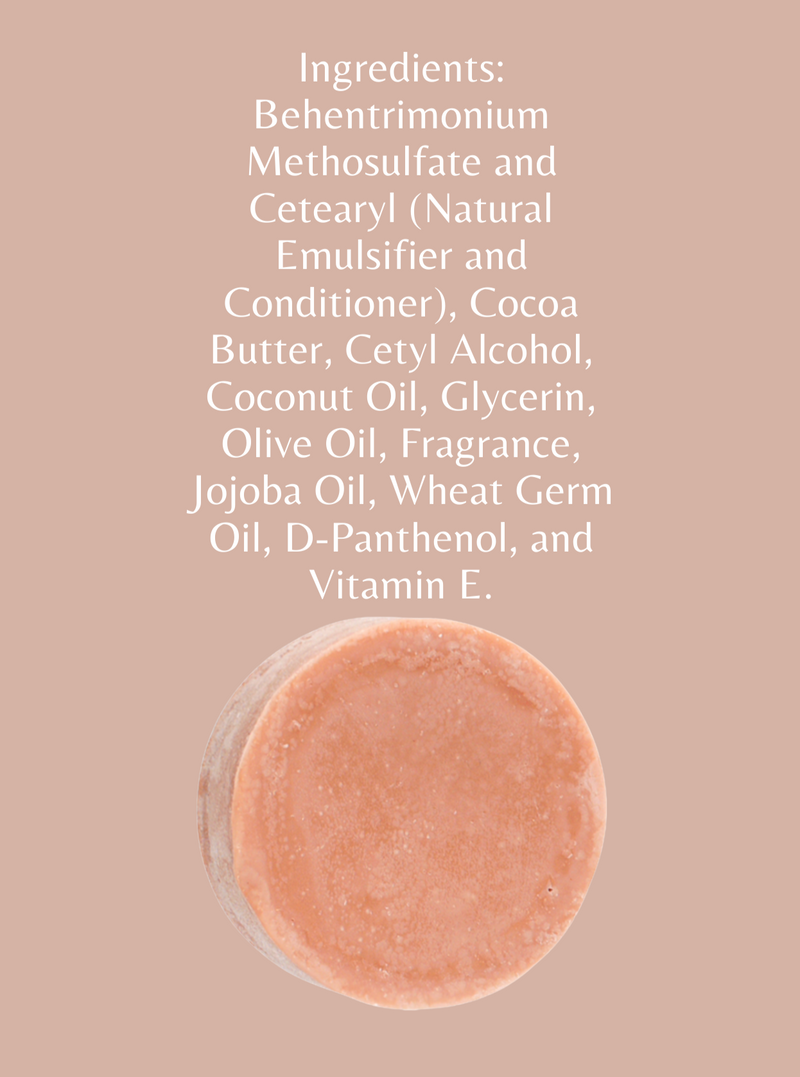 Moroccan Oil Conditioner Bar