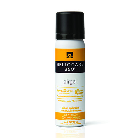 Heliocare 360 Airgel Mousse SPF 50+