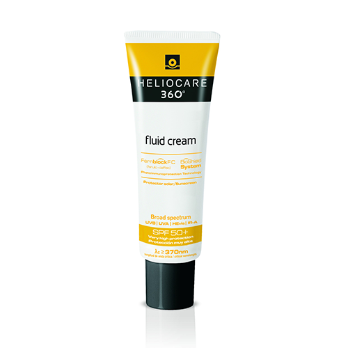 Heliocare 360 Fluid Cream SPF 50+
