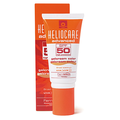 HELIOCARE GELCREAM SPF50 COLOUR