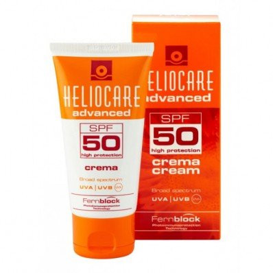 Heliocare Sunscreen SPF 50 Cream