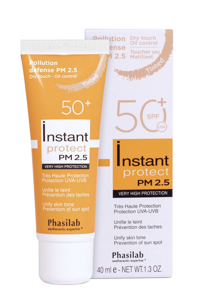Phasilab Instant PM 2.5 SPF 50+ Tinted