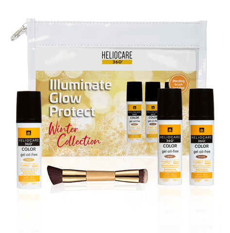 Heliocare Illumiating Winter Kit