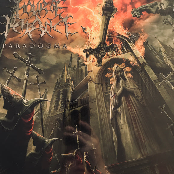 Hour Of Penance - Paradogma LP - METEOR GEM