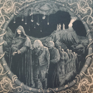 Chapel Of Disease - The Mysterious Ways Of Repetitive Art LP - METEOR GEM