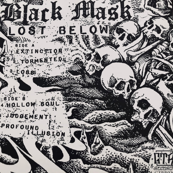 Black Mask - Lost Below 7