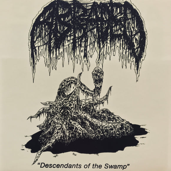 Abraded - Descendants Of The Swamp 7