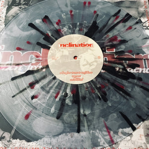 "Inclination - When Fear Turns To Confidence 12"" EP - METEOR GEM"
