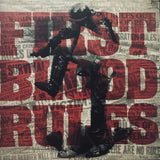 First Blood - Rules LP