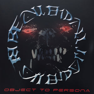 Be All End All - Object To Persona 12""