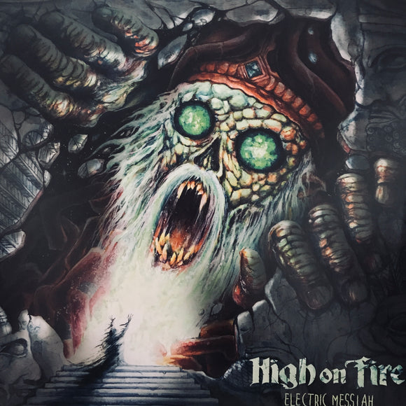 High On Fire - Electric Messiah LP