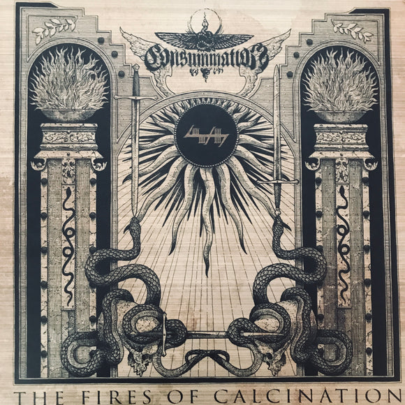 Consummation - The Fires Of Calcination 12